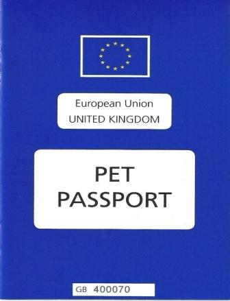 How To Make A Passport To My Cats